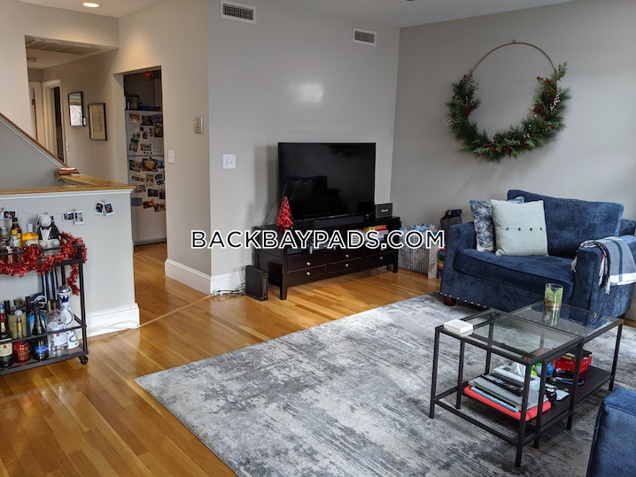 Boston - Back Bay - 1 Bed, 1 Bath - $3,400