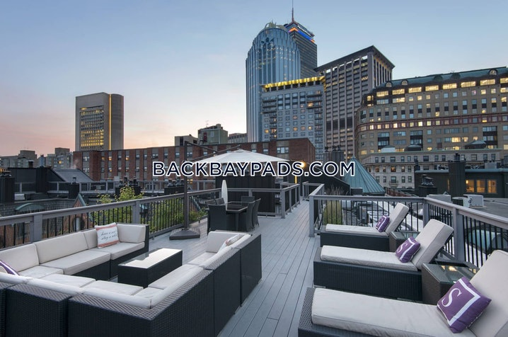 Boston - Back Bay - 2 Beds, 1 Bath - $3,697