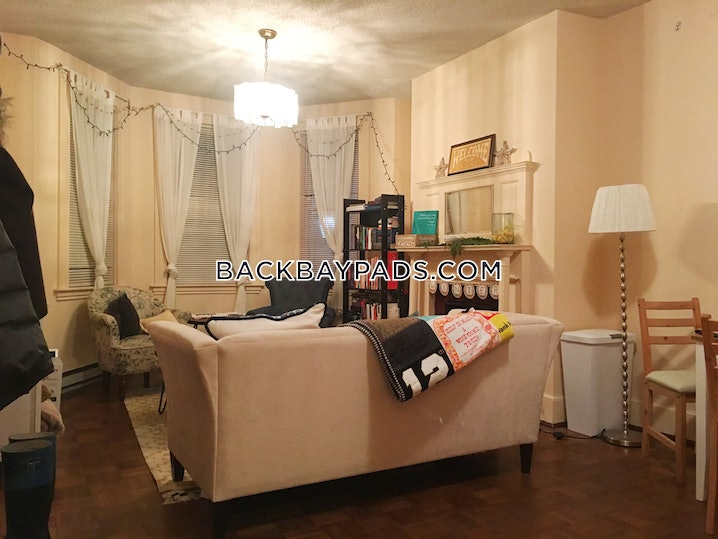 Boston - Back Bay - 2 Beds, 1 Bath - $3,000