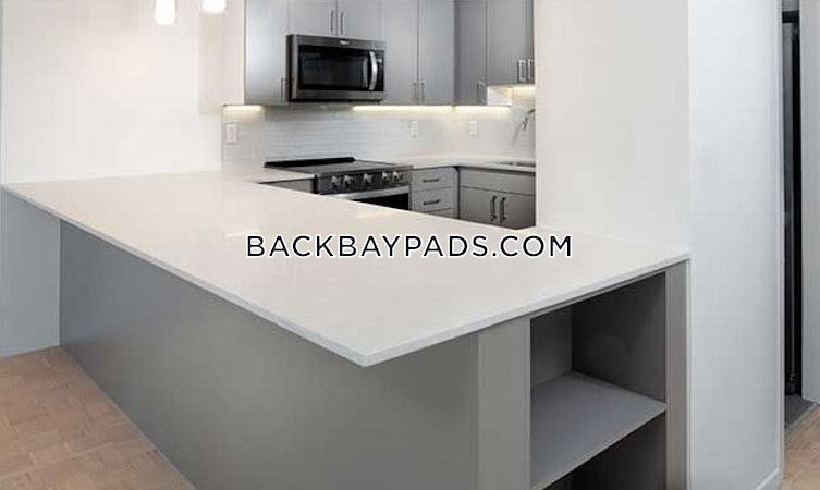 Back Bay Apartment for rent 2 Bedrooms 2 Baths Boston - $5,535