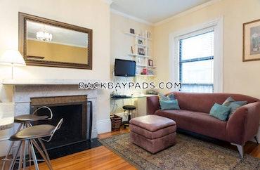 Back Bay, Boston, MA - Studio, 1 Bath - $2,600 - ID#532021