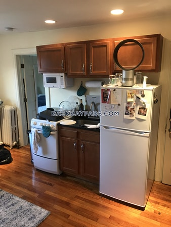 Back Bay Apartment for rent 1 Bedroom 1 Bath Boston - $2,250