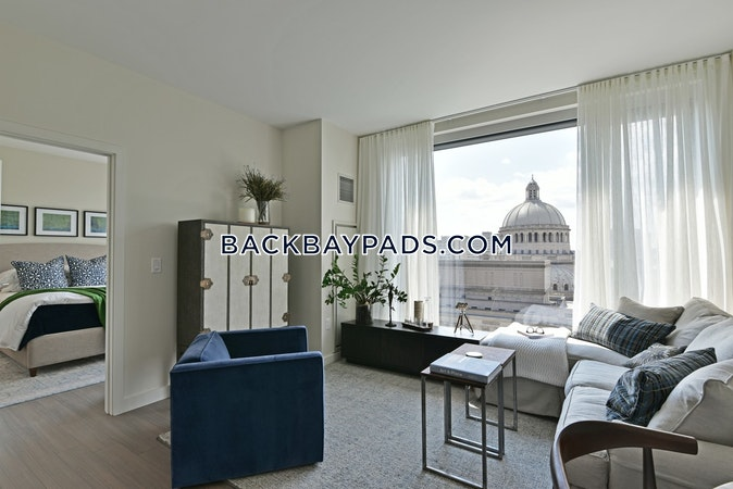 Back Bay Apartment for rent 1 Bedroom 1 Bath Boston - $3,990