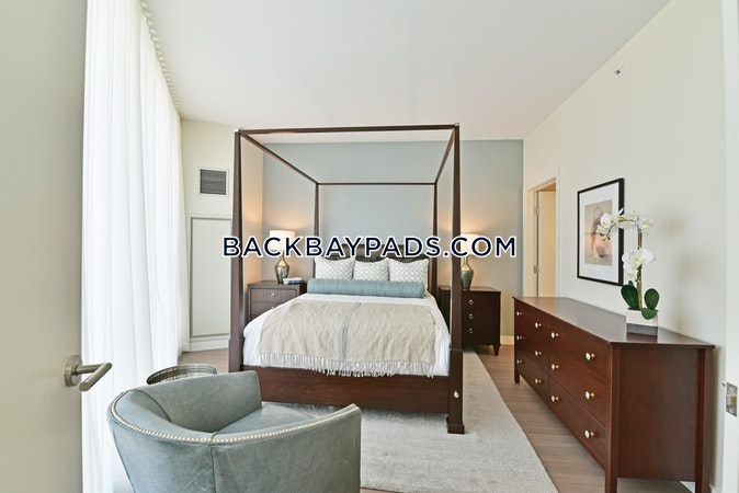 Back Bay Apartment for rent 2 Bedrooms 2 Baths Boston - $6,605