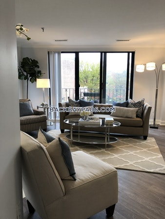 Back Bay Apartment for rent 1 Bedroom 1 Bath Boston - $3,799
