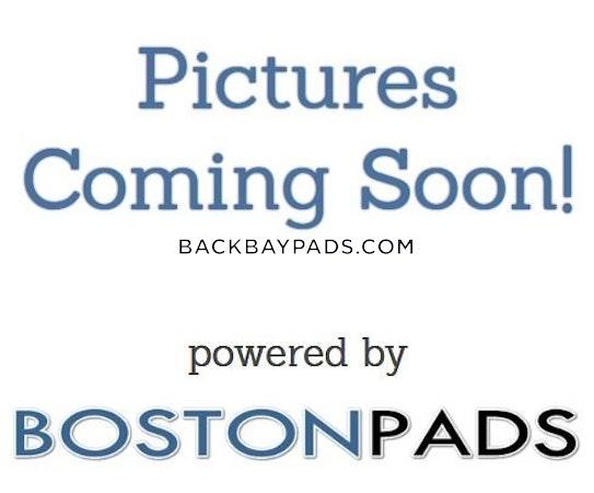Back Bay Apartment for rent 1 Bedroom 1 Bath Boston - $3,000