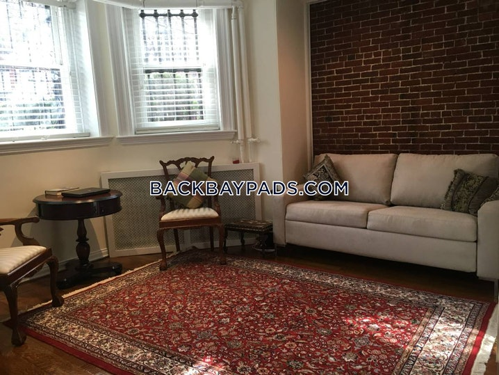 Boston - Back Bay - 1 Bed, 1 Bath - $2,550