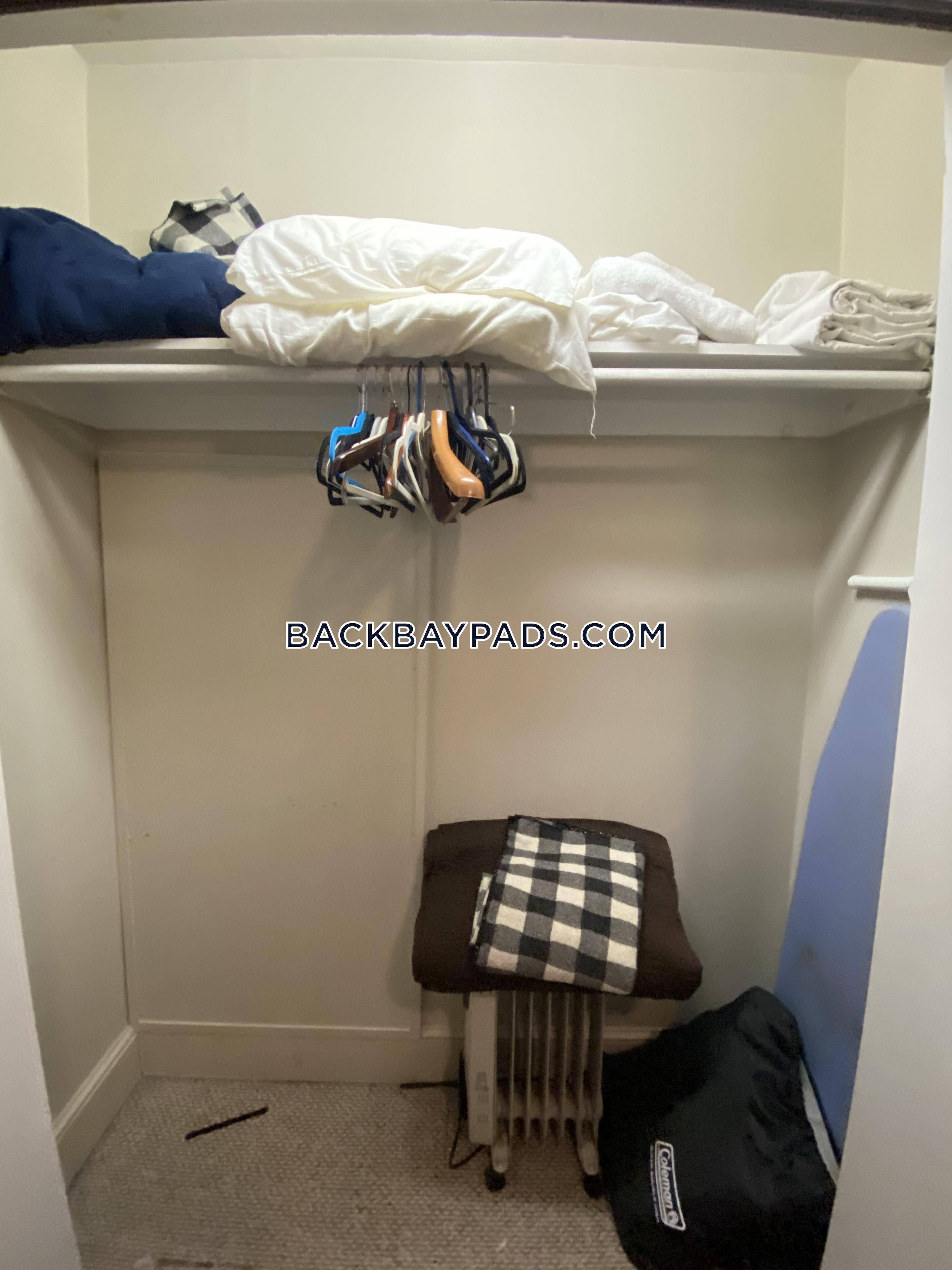 Back Bay Apartment for rent 1 Bedroom 1 Bath Boston - $2,000