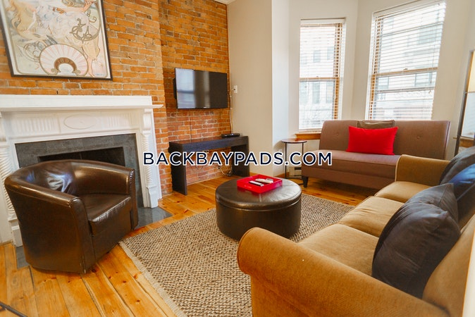 Back Bay 1 Bed 1 Bath Boston - $2,900