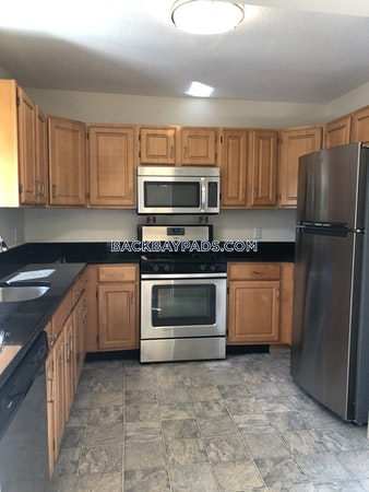 Back Bay Apartment for rent 3 Bedrooms 1.5 Baths Boston - $4,900