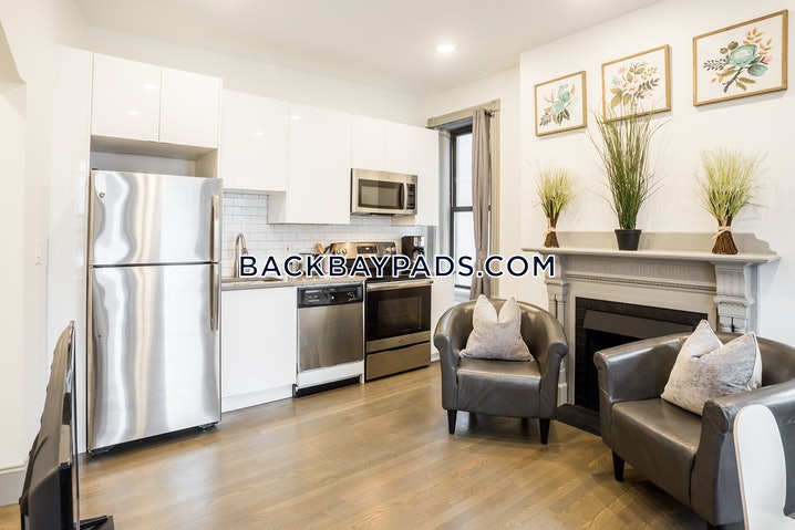 Boston - Back Bay - 3 Beds, 1 Bath - $4,100
