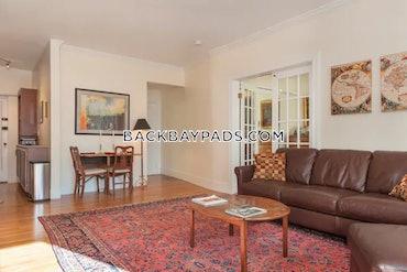 Back Bay, Boston, MA - Studio, 1 Bath - $2,495 - ID#3825521