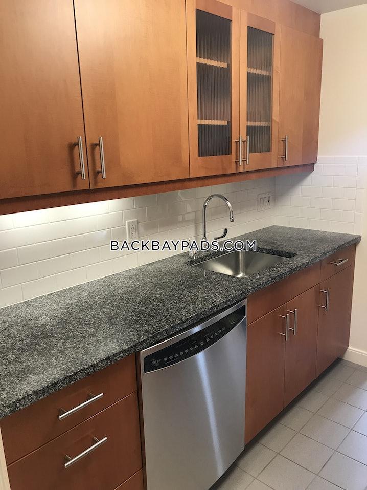 Boston - Back Bay - 2 Beds, 2.5 Baths - $5,900