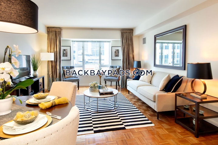 Boston - Back Bay - 2 Beds, 2 Baths - $6,100