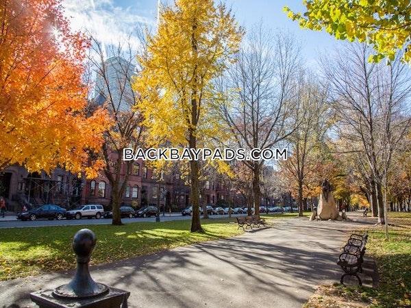 Back Bay 1 Bed 1 Bath Boston - $4,632