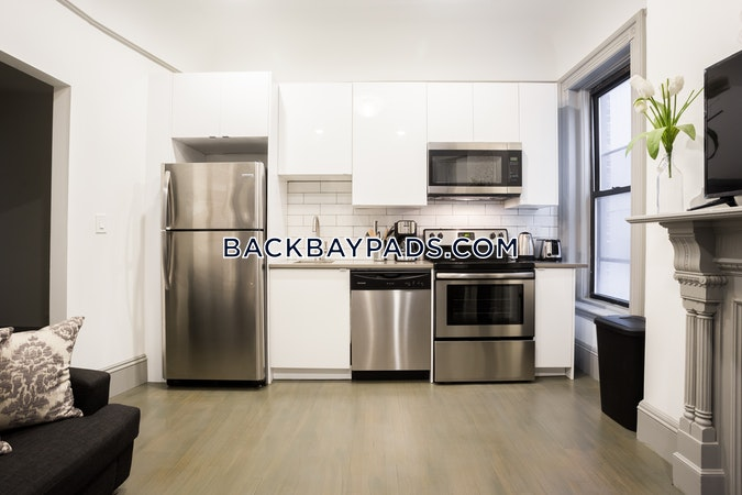 Back Bay Apartment for rent 3 Bedrooms 1 Bath Boston - $4,100