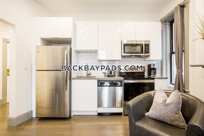 Back Bay Apartment for rent 3 Bedrooms 1 Bath Boston - $4,200