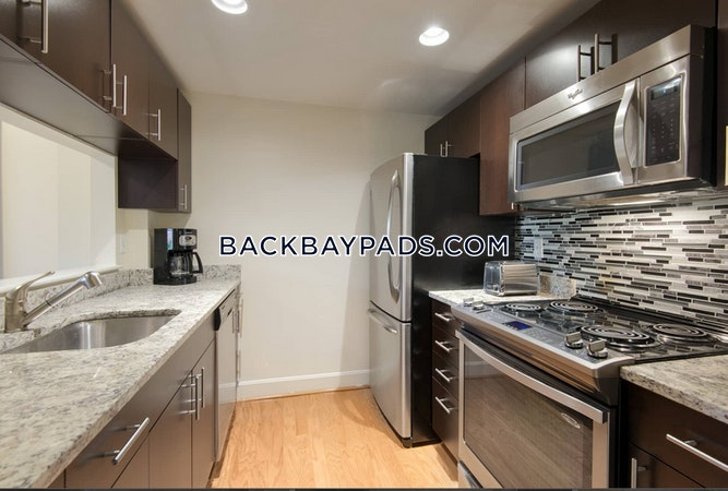 Back Bay Apartment for rent 3 Bedrooms 2 Baths Boston - $6,497