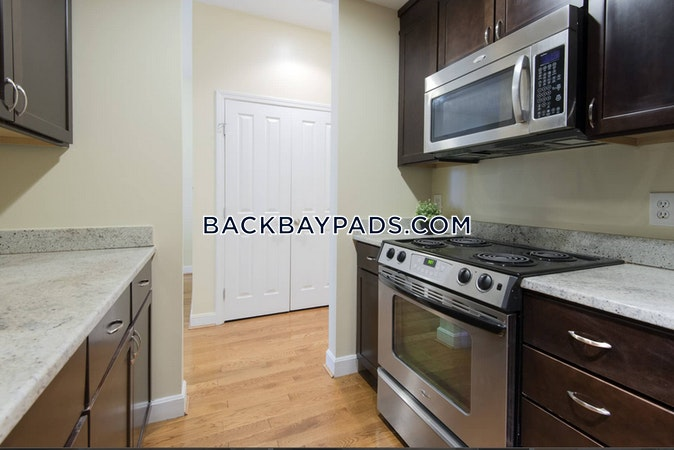 Back Bay Apartment for rent 2 Bedrooms 2 Baths Boston - $4,896