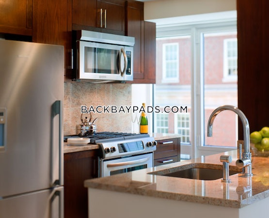 Back Bay Apartment for rent 2 Bedrooms 2 Baths Boston - $6,805