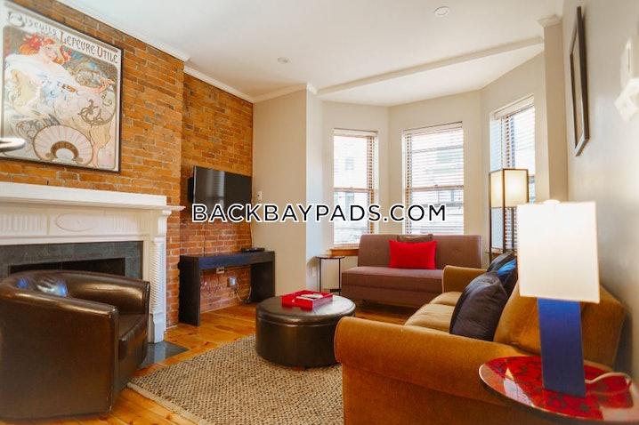 Boston - Back Bay - 2 Beds, 1 Bath - $3,200