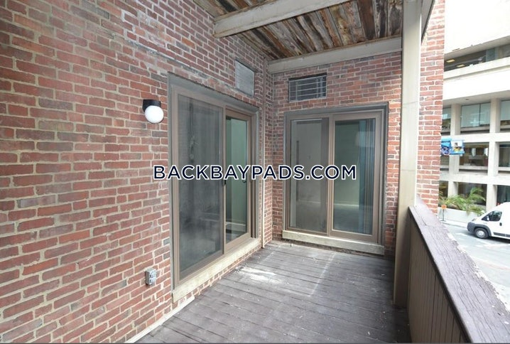 Boston - Back Bay - 2 Beds, 1 Bath - $3,450