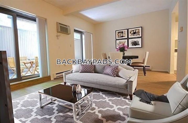 Boston - Back Bay - 1 Bed, 1 Bath - $2,500