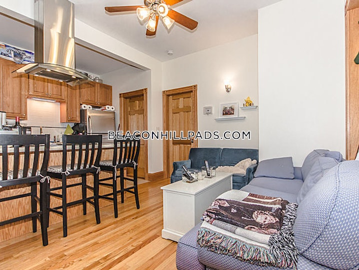 Boston - Beacon Hill - 2 Beds, 1 Bath - $3,075
