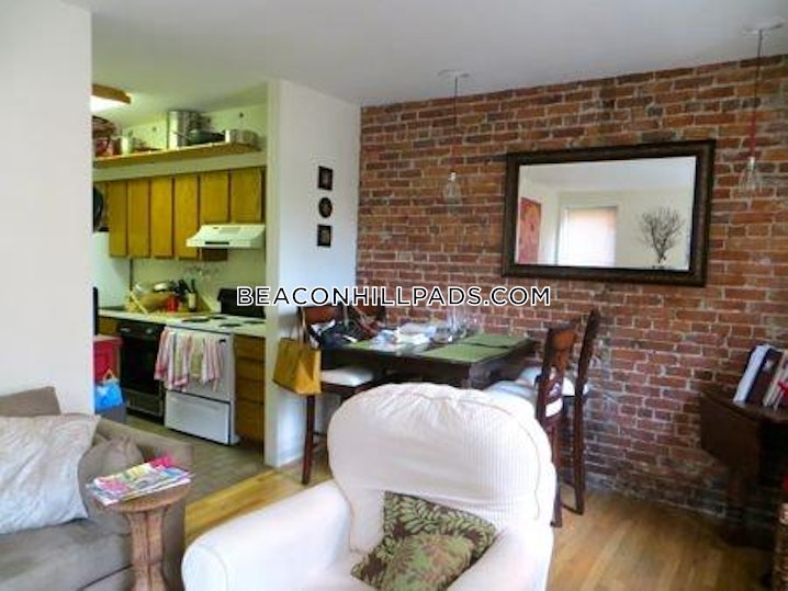 Boston - Back Bay - 1 Bed, 1 Bath - $2,900