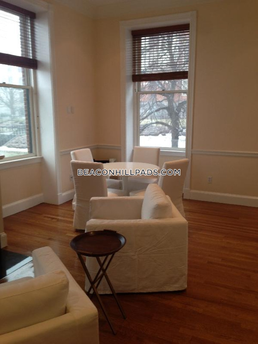 BOSTON - BEACON HILL - 3 Beds, 3 Baths - Image 4