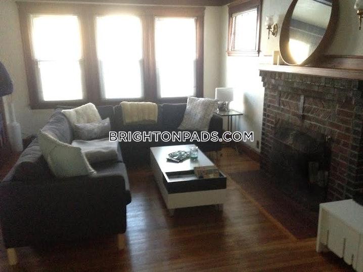 Boston - Brighton - Boston College - 3 Beds, 1 Bath - $4,400