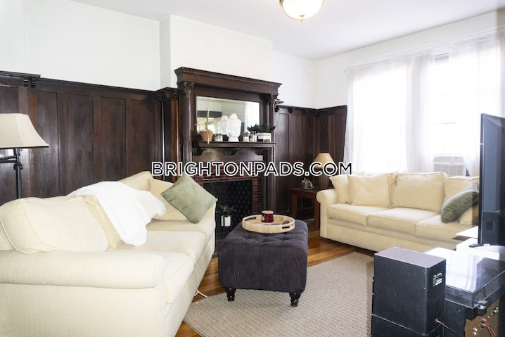 Boston - Brighton - Cleveland Circle - 5 Beds, 1 Bath - $4,400