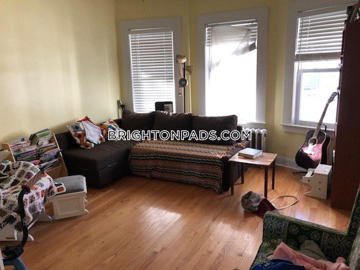 Boston - Brighton - Oak Square - 3 Beds, 1 Bath - $2,200
