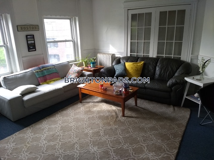 Boston - Brighton- Washington St./ Allston St. - 5 Beds, 1 Bath - $3,975