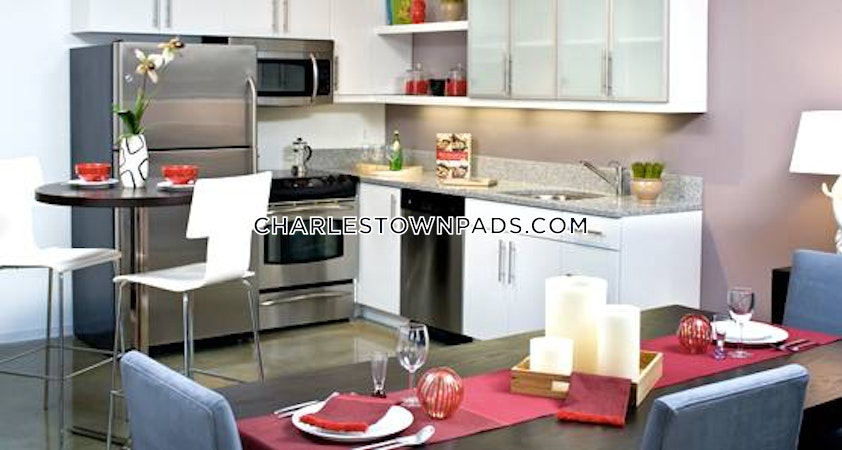 Charlestown Apartment for rent 2 Bedrooms 2 Baths Boston - $3,583