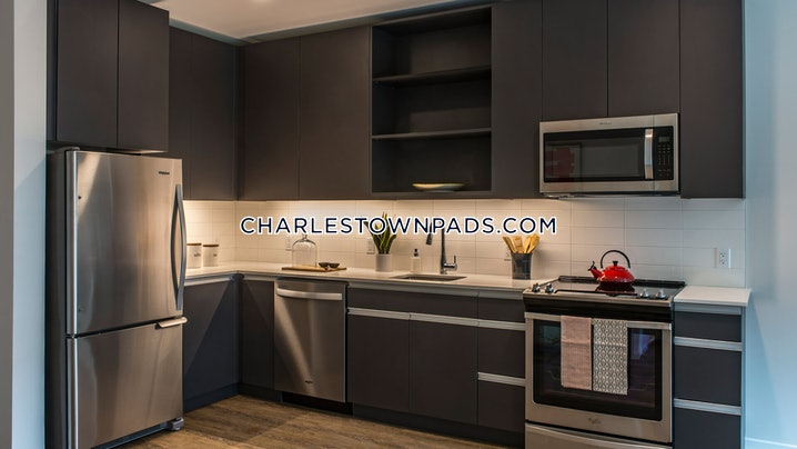 Boston - Charlestown - 1 Bed, 1 Bath - $2,705