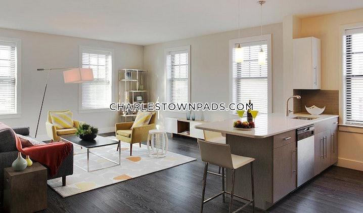 Boston - Charlestown - 1 Bed, 1 Bath - $3,119