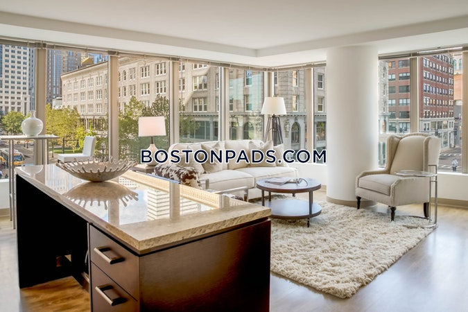 Chinatown Apartment for rent 1 Bedroom 1 Bath Boston - $3,402