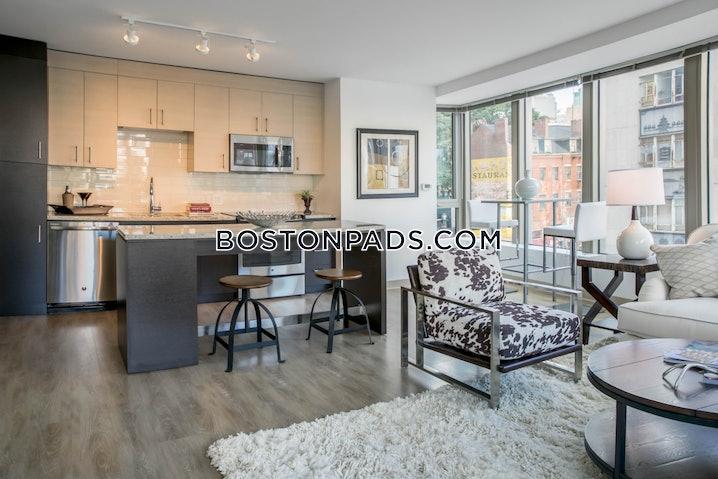 Boston - Chinatown - 1 Bed, 1 Bath - $3,044