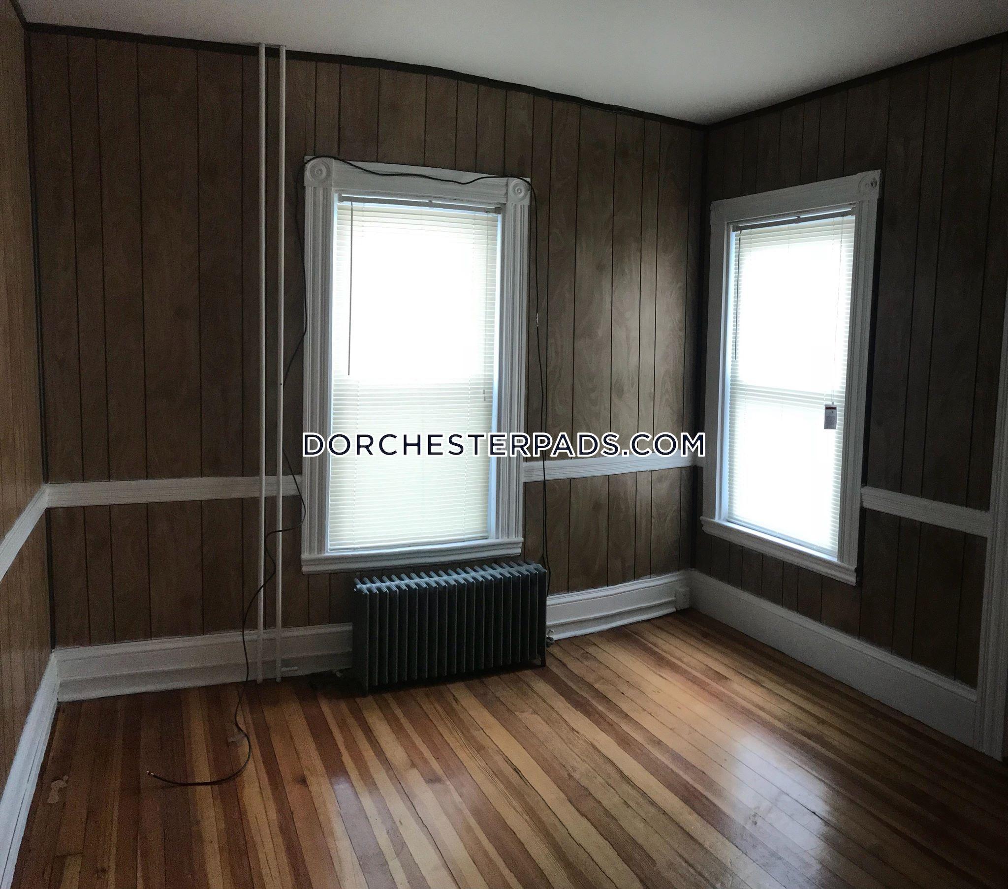 Dorchester Apartment For Rent 2 Bedrooms 1 Bath Boston