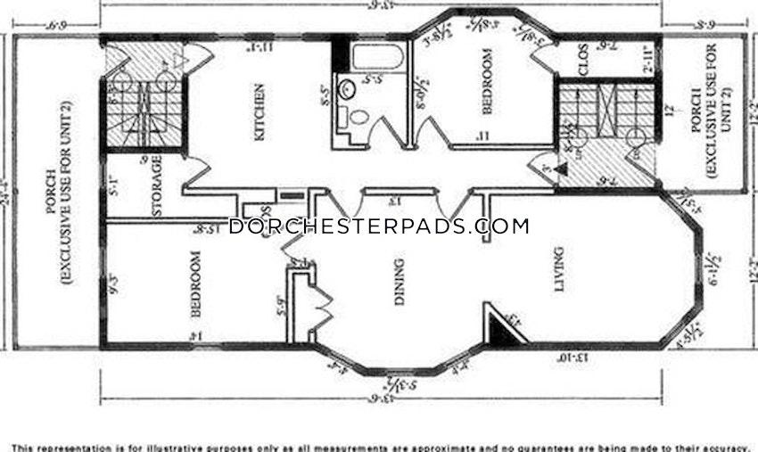 BOSTON - DORCHESTER - FIELDS CORNER - 2 Beds, 1 Bath - Image 17