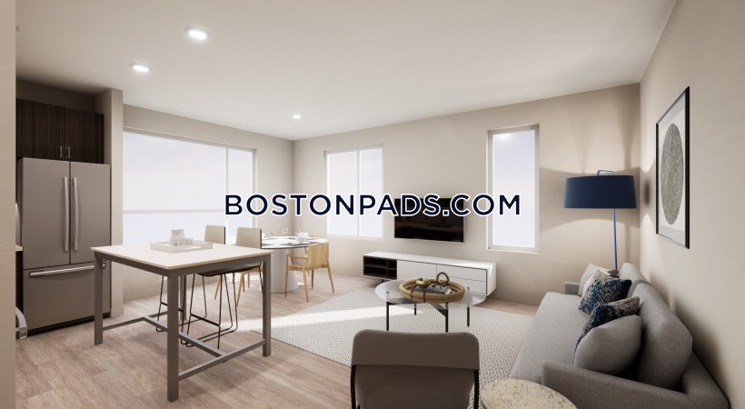 Dorchester/south Boston Border Apartment for rent 1 Bedroom 1 Bath Boston - $2,574