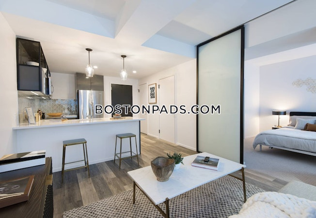 Downtown Apartment for rent 1 Bedroom 1 Bath Boston - $3,732