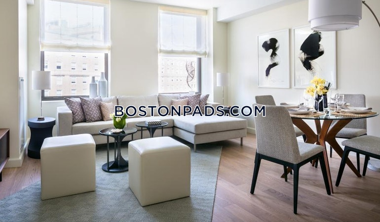 Downtown Spacious Studio Unit in Back Bay Luxury Building, Boston - $3,700