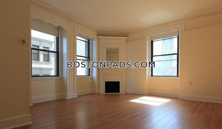Downtown Apartment for rent Studio 1 Bath Boston - $2,100