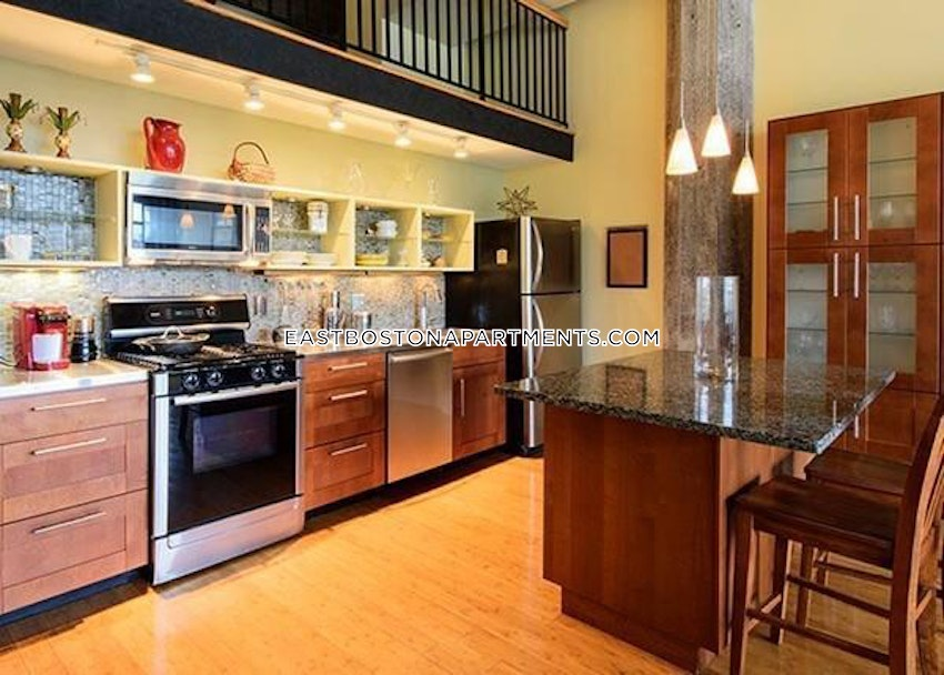 BOSTON - EAST BOSTON - JEFFRIES POINT - 1 Bed, 1 Bath - Image 3