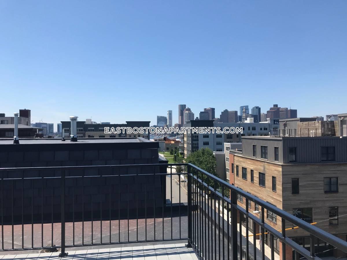 Jeffries Point East Boston Apartments