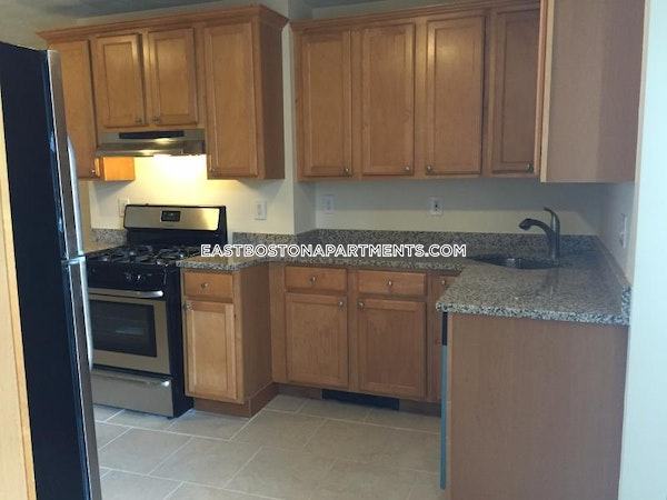 East Boston Apartment for rent 3 Bedrooms 1 Bath Boston - $2,250