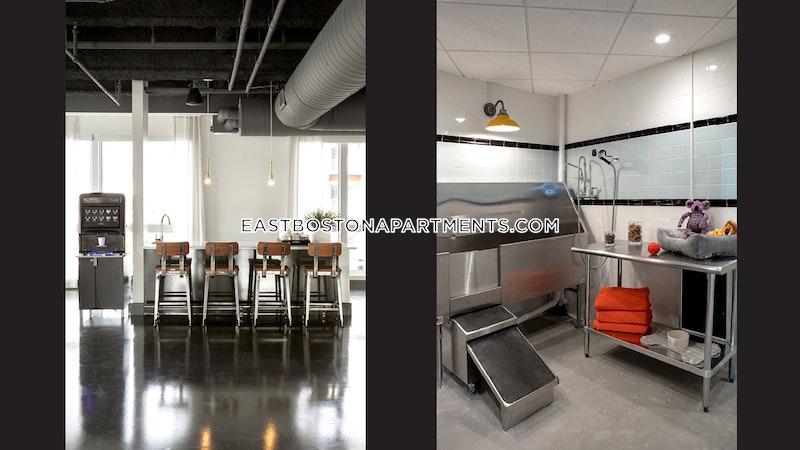 East Boston Apartment for rent 1 Bedroom 1 Bath Boston - $2,457