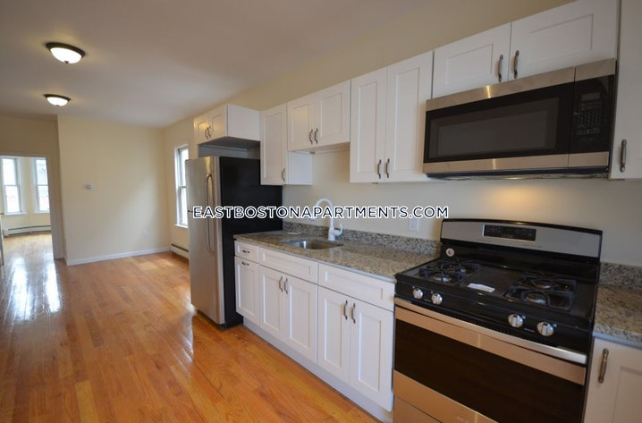 Boston - East Boston - Maverick - 3 Beds, 1 Bath - $2,600